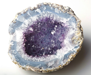 aesthetic, amethyst, and beautiful image