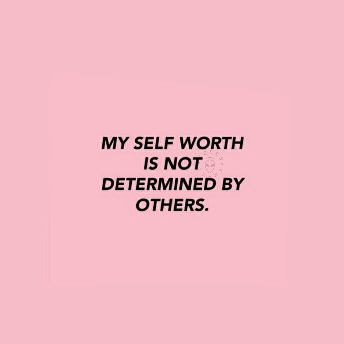 worth, self worth, and love yourself image