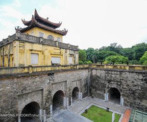 hanoi, Vietnam, and thang long image