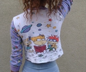 grunge, rugrats, and pale image