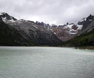 argentina, esmeralda, and trekking image
