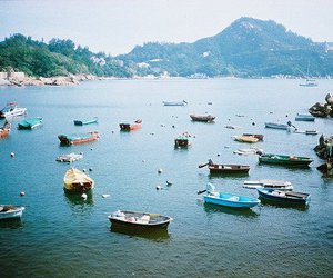 awesome, beautiful, and boats image