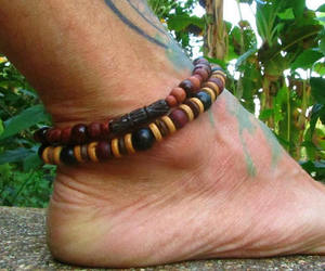 alternative, etsy, and anklets image