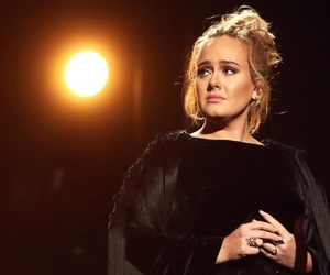 Adele, everything, and adorable image