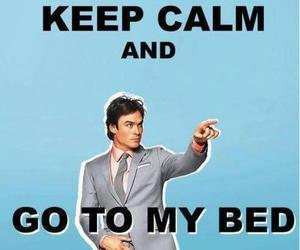 ian somerhalder, keep calm, and sexy image