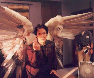 alan rickman, dogma, and angel image