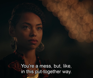 logan browning and dear white people image