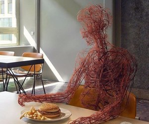 food, nervous system, and person image