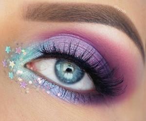 makeup, beauty, and stars image