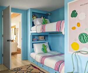 bedroom, rooms, and kids room image