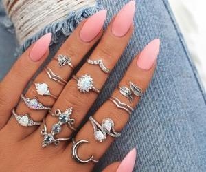 pink, beauty, and fashion image