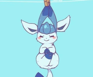 glaceon and pokemon image