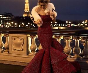 dress and paris image