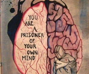 mind, prisoner, and quotes image