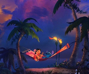 disney, lilo and stich, and lilo image