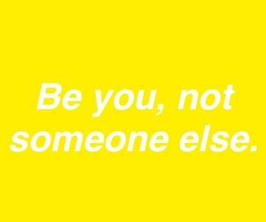 inspiration, quote, and yellow image