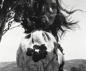 ️lorde and black and white image