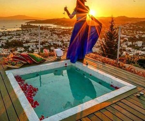 bodrum, 🏊, and 🎼 image
