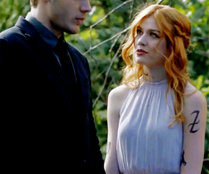 the mortal instruments, clary fray, and clace image