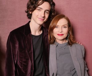 fashion, gorgeous man, and isabelle huppert image