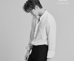 kpop, kdrama, and lee jong suk image
