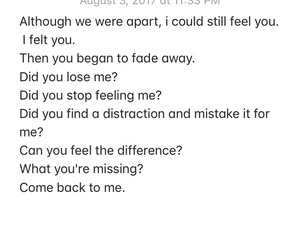 back, heartbreak, and words image