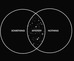 circles, mystery, and nothing image