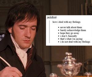 Fitzwilliam Darcy, jane austen, and mr darcy image