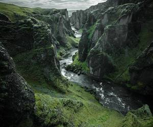 adventure, green, and iceland image