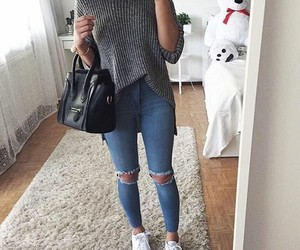 clothes, style inspiration, and Fashion girls image