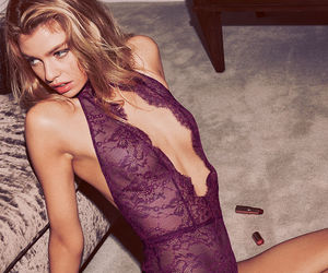 lingerie, stella maxwell, and victoria's secret‎ image