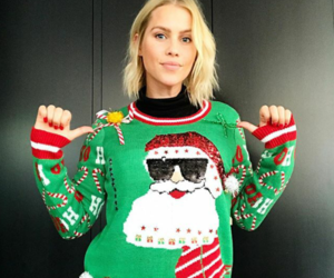 blonde, mikaelson, and holidays image