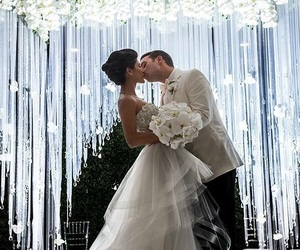 beautiful, ceremony, and decor image