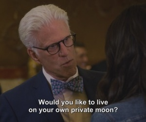 michael and the good place image
