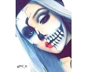 Halloween and makeup image