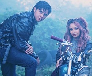 riverdale, sweet pea, and toni topaz image