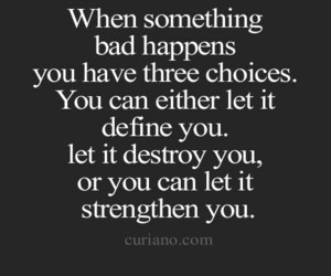 quotes, choices, and destroy image