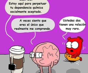 cafe, humor, and reir image