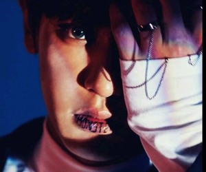 exo, chanyeol, and monster image