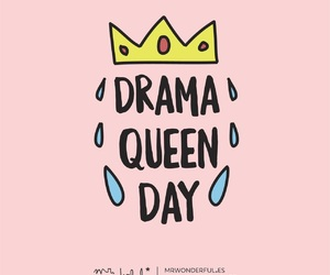 drama, Queen, and quote image