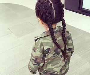 kids, style, and hair image