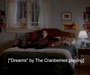 90s, the cranberries, and tv image