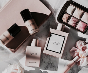 beauty, gucci, and makeup image