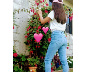 chicas, days, and garden image