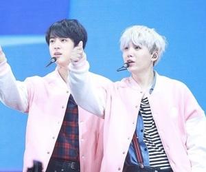jin, seokjin, and k-pop image