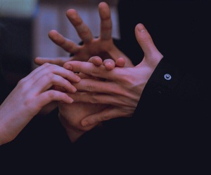 hands and aesthetic image