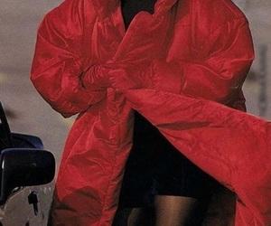 1980s, norma kamali, and sleeping bag coat image