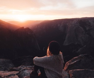 sun, sunrise, and sunset image