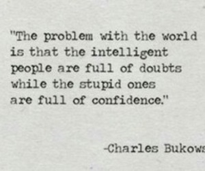 quotes, confidence, and intelligent image