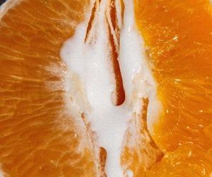 orange, oranges, and orange slice image